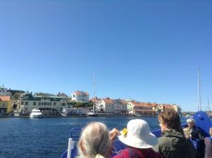 Arriving Marstrand